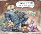 Cartoonist Matt Wuerker  Matt Wuerker's Editorial Cartoons 2014-07-15 billion