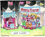 Cartoonist Matt Wuerker  Matt Wuerker's Editorial Cartoons 2014-07-29 Sarah