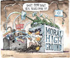 Cartoonist Matt Wuerker  Matt Wuerker's Editorial Cartoons 2014-08-05 ground