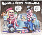 Cartoonist Matt Wuerker  Matt Wuerker's Editorial Cartoons 2014-08-21 'twas