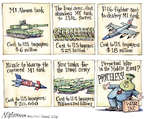 Matt Wuerker  Matt Wuerker's Editorial Cartoons 2014-09-23 $20