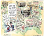 Cartoonist Matt Wuerker  Matt Wuerker's Editorial Cartoons 2014-10-03 2014