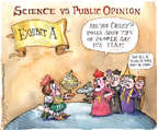 Cartoonist Matt Wuerker  Matt Wuerker's Editorial Cartoons 2014-10-13 science