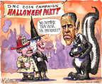 Cartoonist Matt Wuerker  Matt Wuerker's Editorial Cartoons 2014-10-21 2014 election