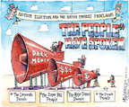 Cartoonist Matt Wuerker  Matt Wuerker's Editorial Cartoons 2014-11-12 $$$