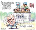 Cartoonist Matt Wuerker  Matt Wuerker's Editorial Cartoons 2014-11-25 force