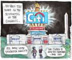 Cartoonist Matt Wuerker  Matt Wuerker's Editorial Cartoons 2014-12-15 legislation