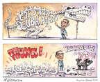 Matt Wuerker  Matt Wuerker's Editorial Cartoons 2014-12-22 Cold War
