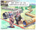 Cartoonist Matt Wuerker  Matt Wuerker's Editorial Cartoons 2014-12-24 maple