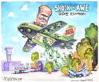 Matt Wuerker  Matt Wuerker's Editorial Cartoons 2015-02-19 2016 election Jeb Bush