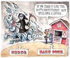 Cartoonist Matt Wuerker  Matt Wuerker's Editorial Cartoons 2015-02-23 force