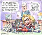 Cartoonist Matt Wuerker  Matt Wuerker's Editorial Cartoons 2015-03-10 little