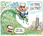 Matt Wuerker  Matt Wuerker's Editorial Cartoons 2015-04-08 $30