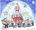 Matt Wuerker  Matt Wuerker's Editorial Cartoons 2015-04-14 2016 election Jeb Bush
