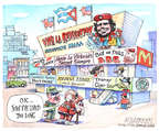 Cartoonist Matt Wuerker  Matt Wuerker's Editorial Cartoons 2015-05-18 hot
