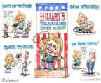 Cartoonist Matt Wuerker  Matt Wuerker's Editorial Cartoons 2015-07-06 little