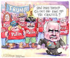 Cartoonist Matt Wuerker  Matt Wuerker's Editorial Cartoons 2015-07-20 Sarah
