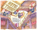 Matt Wuerker  Matt Wuerker's Editorial Cartoons 2015-09-15 hotel