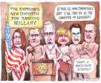 Cartoonist Matt Wuerker  Matt Wuerker's Editorial Cartoons 2015-10-16 legislation