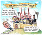 Cartoonist Matt Wuerker  Matt Wuerker's Editorial Cartoons 2015-02-10 false