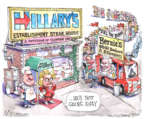 Cartoonist Matt Wuerker  Matt Wuerker's Editorial Cartoons 2016-03-08 primary election