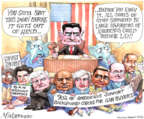 Cartoonist Matt Wuerker  Matt Wuerker's Editorial Cartoons 2016-06-23 legislation