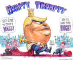Cartoonist Matt Wuerker  Matt Wuerker's Editorial Cartoons 2016-08-04 behavior