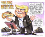 Cartoonist Matt Wuerker  Matt Wuerker's Editorial Cartoons 2016-09-19 editorial