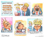 Cartoonist Matt Wuerker  Matt Wuerker's Editorial Cartoons 2016-09-26 editorial