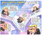 Cartoonist Matt Wuerker  Matt Wuerker's Editorial Cartoons 2016-09-27 editorial