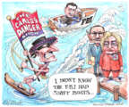 Cartoonist Matt Wuerker  Matt Wuerker's Editorial Cartoons 2016-11-02 2016 election