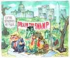 Cartoonist Matt Wuerker  Matt Wuerker's Editorial Cartoons 2016-11-15 2016 election