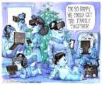 Cartoonist Matt Wuerker  Matt Wuerker's Editorial Cartoons 2016-12-23 computer