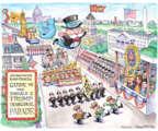 Cartoonist Matt Wuerker  Matt Wuerker's Editorial Cartoons 2017-01-18 FBI
