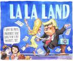 Matt Wuerker  Matt Wuerker's Editorial Cartoons 2017-02-19 Donald Trump