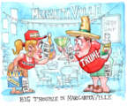 Matt Wuerker  Matt Wuerker's Editorial Cartoons 2017-02-08 Donald Trump