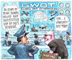 Cartoonist Matt Wuerker  Matt Wuerker's Editorial Cartoons 2017-06-26 bullet