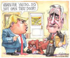 Cartoonist Matt Wuerker  Matt Wuerker's Editorial Cartoons 2017-07-21 2016 election