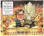 Matt Wuerker  Matt Wuerker's Editorial Cartoons 2017-08-15 Donald Trump Steve Bannon