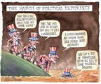 Cartoonist Matt Wuerker  Matt Wuerker's Editorial Cartoons 2017-11-16 little