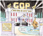 Cartoonist Matt Wuerker  Matt Wuerker's Editorial Cartoons 2018-09-17 republican