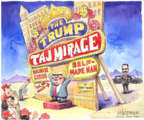 Cartoonist Matt Wuerker  Matt Wuerker's Editorial Cartoons 2018-10-04 editorial