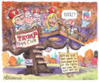 Cartoonist Matt Wuerker  Matt Wuerker's Editorial Cartoons 2018-10-11 editorial