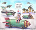 Cartoonist Matt Wuerker  Matt Wuerker's Editorial Cartoons 2018-10-18 editorial