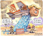 Cartoonist Matt Wuerker  Matt Wuerker's Editorial Cartoons 2018-11-16 editorial