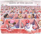 Cartoonist Matt Wuerker  Matt Wuerker's Editorial Cartoons 2019-02-01 editorial