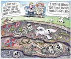 Cartoonist Matt Wuerker  Matt Wuerker's Editorial Cartoons 2019-02-05 editorial
