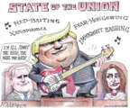 Cartoonist Matt Wuerker  Matt Wuerker's Editorial Cartoons 2019-02-06 editorial