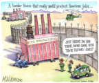 Cartoonist Matt Wuerker  Matt Wuerker's Editorial Cartoons 2019-02-08 editorial