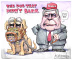 Cartoonist Matt Wuerker  Matt Wuerker's Editorial Cartoons 2019-05-03 administration